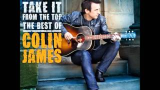 Watch Colin James Make A Mistake video