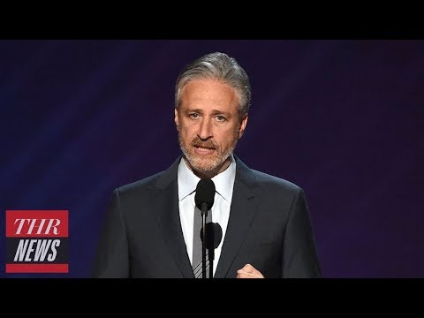 "Jon Stewart on Trump's Charlottesville Reaction: ""He Is a Terrible Person"" 