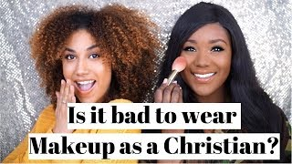 Is it Wrong to Wear Makeup as a Christian? How to Wear Makeup in a God Honoring Way? - Rose Kimberly