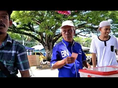 Warisan Sabah vs barisan national