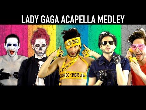 Lady Gaga Acapella Medley (Voice Orchestra) • duncandoo