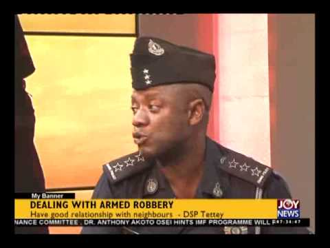 Dealing with Armed Robbery - My Banner (26-3-15)