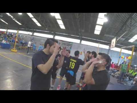 Torneo Voleibol Camesa 2018 (Juego de vuelta)