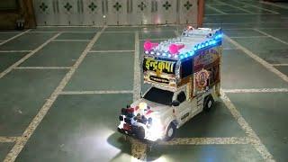 दुनिया का सबसे छोटा DJ साउंड !! वो भी चलता फिरता ! Sony Dj Sound , Very Small Dj Sound
