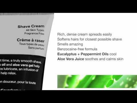 Anthony Logistics Shave Cream