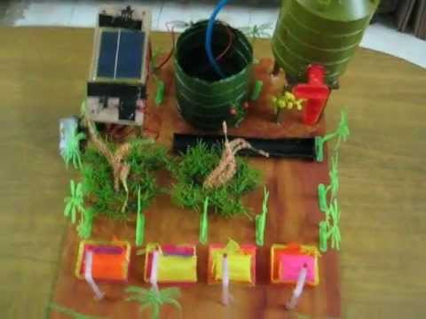 Solar Irrigation - new model