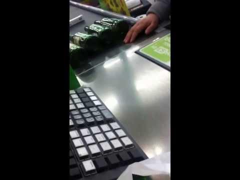 Мошенничество и обман в гипермаркете Карусель