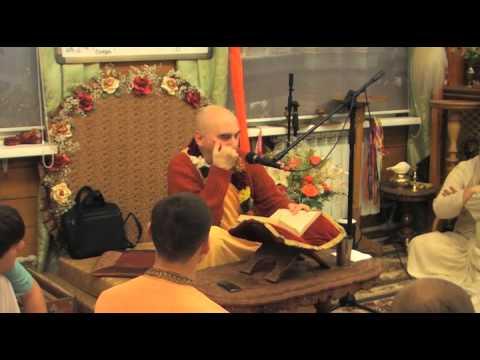Шримад Бхагаватам 2.4.1 - Бхактиведанта Садху Свами