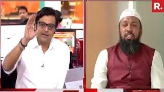 #LutyensAyodhyaFormula: Arnab Goswami Vs Ilyas Sharafuddin