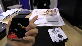 5mm Hard Drive from Western Digital Hands On