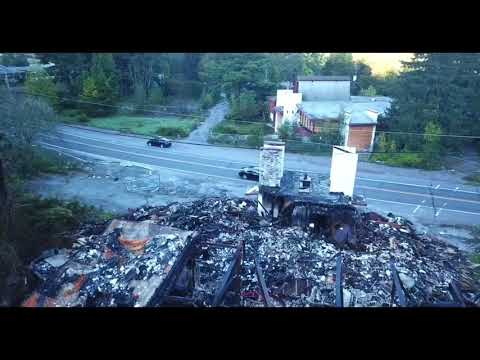 Abandoned Penn Hills couples resort in the Poconos destroyed