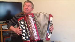 Кавказские народные танцы  #Песни под баян. Эльдар Шарифулин