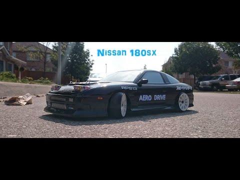 Nissan 180SX RC Drift Car
