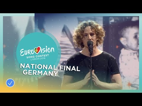 Michael Schulte - You Let Me Walk Alone - Germany - National Final Performance - Eurovision 2018