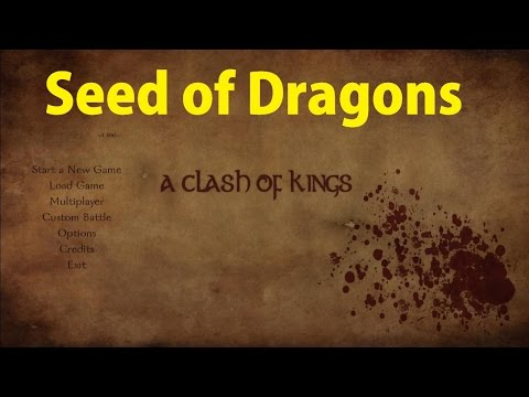 ACOK Seed Of The Dragons Quest