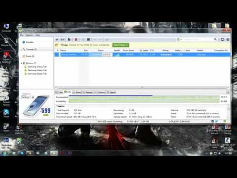 [Audio tutorial] How to Download files from torrent sites [utorrent] kickass torrent