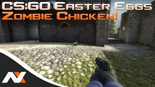 Zombie Chicken - CS:GO Easter Eggs #5
