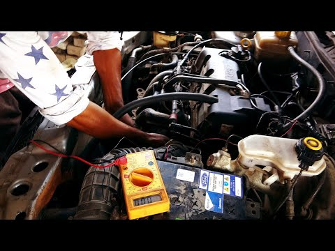 P0335 ford ikon no Spark no injection pulse not start