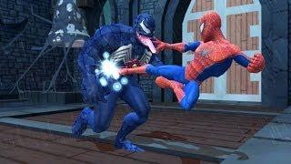 Spider Man Friend Or Foe Full Movie All Cutscenes