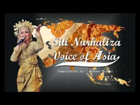 SITI NURHALIZA | VOICE OF ASIA | TRULY ASIA !