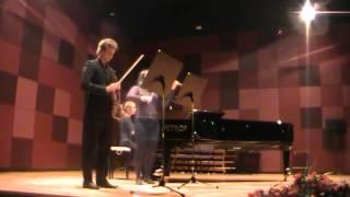 W. A. Mozart: Koncert C dur, Andantino grazioso