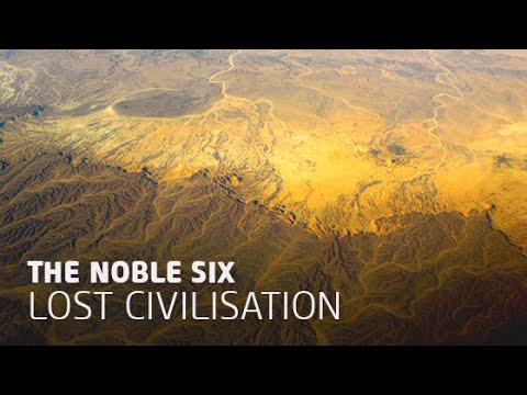 The Noble Six - Lost Civilization (Alexandre Bergheau Remix)