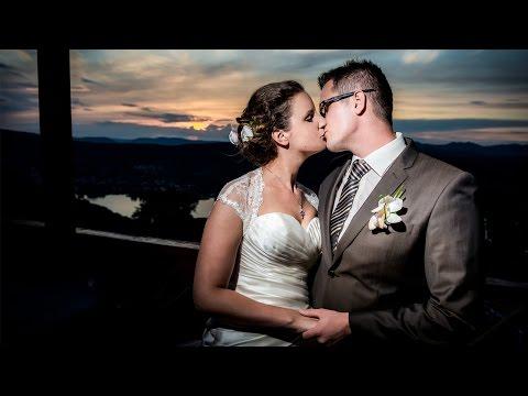 ESKÜVŐ - Videoklip - VISEGRÁD  (Ágnes & Dávid) - Legszebb pillanatok - WEDDING