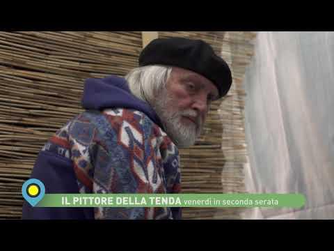 """""""Il pittore della tenda"""" venerdì 3 luglio in seconda serata su Tv2000"""