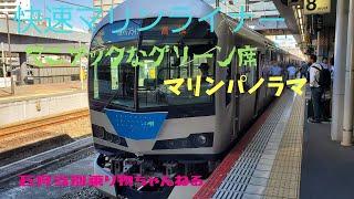 JR四国5000系電車 快速マリーンライナー【マリンパノラマ号】の旅