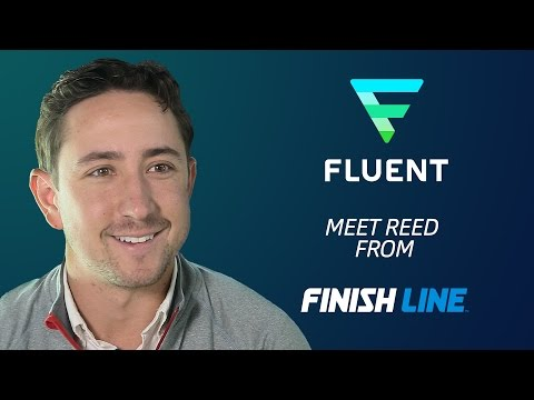 Finish Line Grows its Customer Base with Fluent