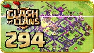 Let's Play CLASH of CLANS Part 294: Leute, die sich wie Clan-Nomaden verhalten