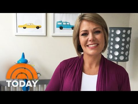 Dylan Dreyer Shares Her Parenthood Fears As First Time Mom | TODAY