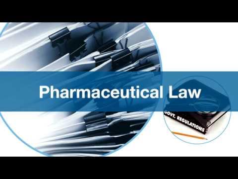 Pharmaceutical Law Training from NSF International | Pharma Biotech