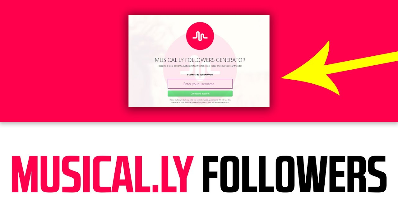 Image result for free followers on musically