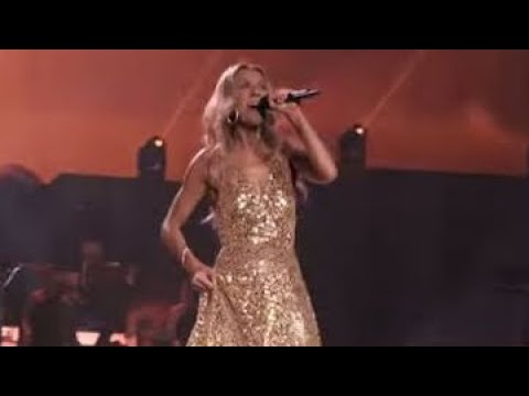 Céline Dion - Flying On My Own - Live Las Vegas - YouTube