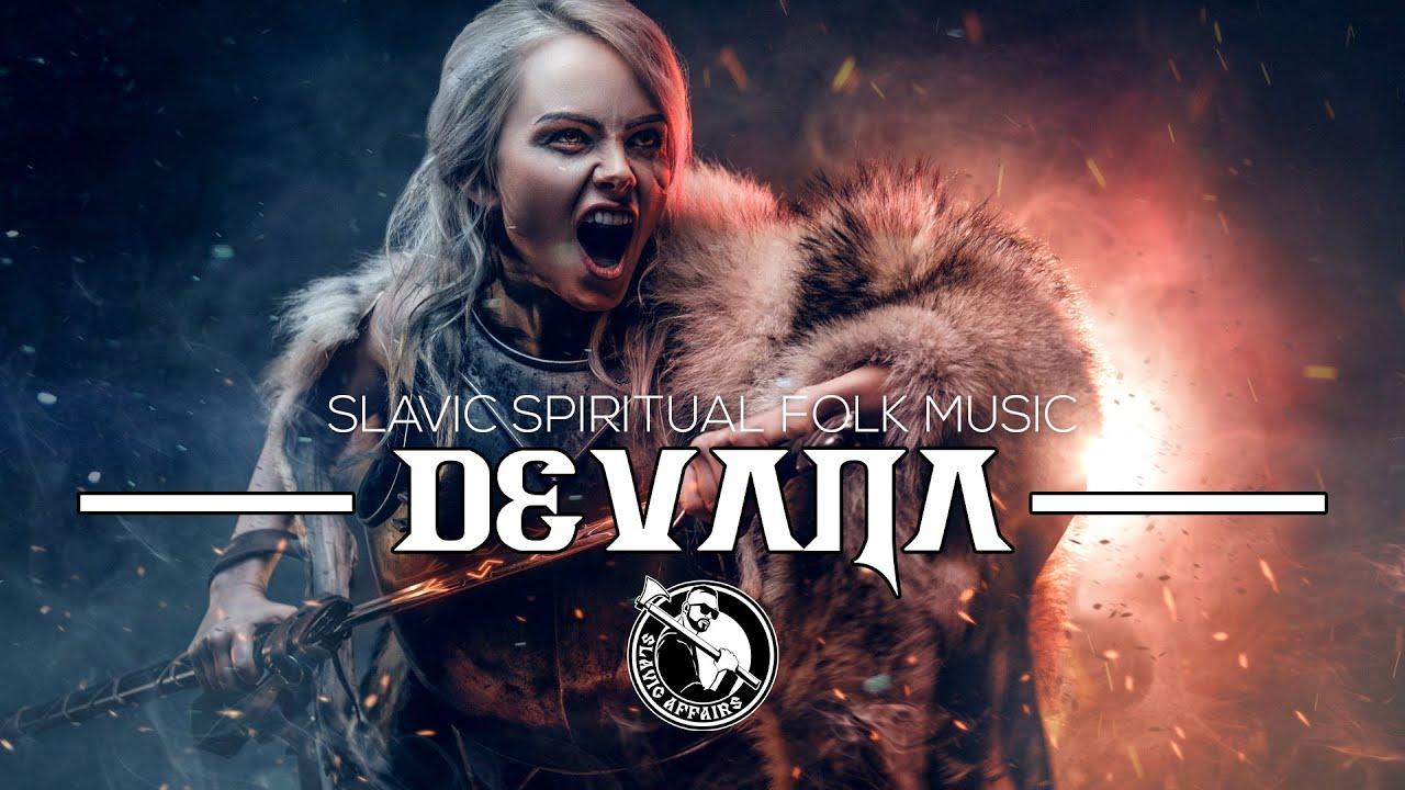 Slavic Spiritual Folk Music   Devana (Goddess of the hunt)