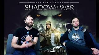 New Orc Traits from Blade of Galadriel DLC in Shadow of War: Livestream