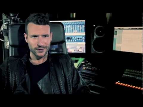 Don Diablo in the studio (behind the scenes)