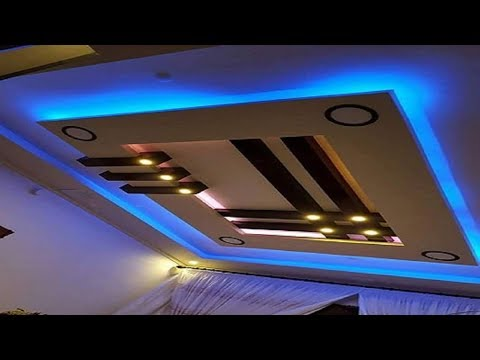 Gypsum Ceiling Designs As Royal Decor Youtube