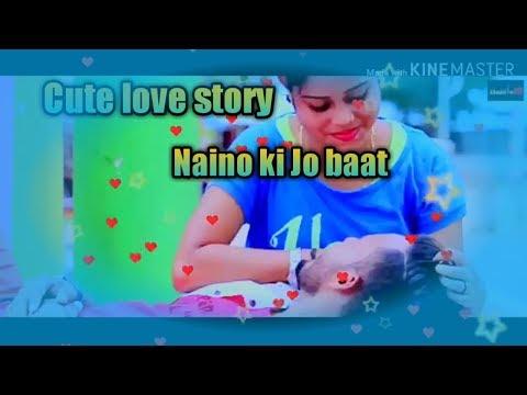 naino-ki-jo-baat-song👏👏||-cute-love-story-💓💓||-by-sm-creations