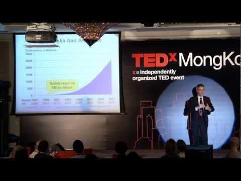 Augmented Reality - the 8th Mass Medium: Tomi Ahonen at TEDxMongKok
