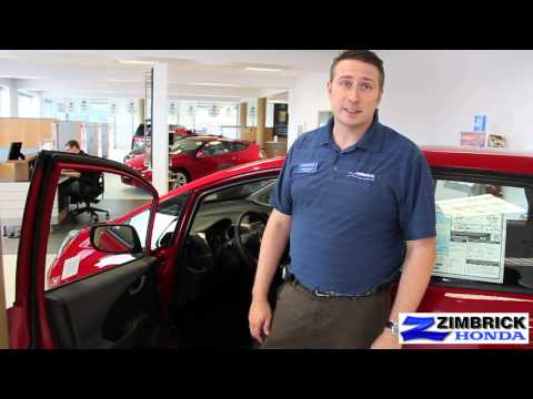 Madison Wisconsin 2013 Honda Fit Video Presentation By Chad At Zimbrick Honda