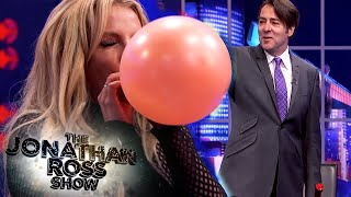 Britney Spears on Helium - The Jonathan Ross Show