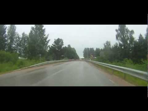 From Finland to Sigtuna (near Stockholm)