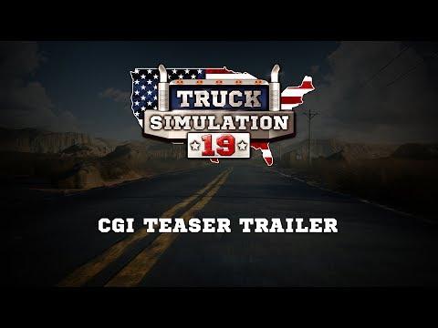 Truck Simulation 19 - CGI teaser trailer