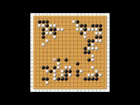 Tuo Jiaxi 9p(W) vs Ke Jie 9p(B) 2016/08/18