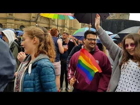 Edinburgh Pride Music 2018 - Shut Up And Dance With Me