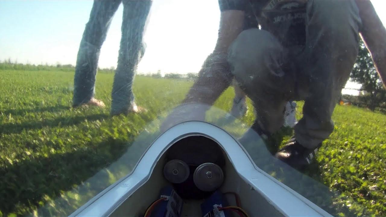 Onboard Video TwinAcro III Segler (FPV Video) картинки