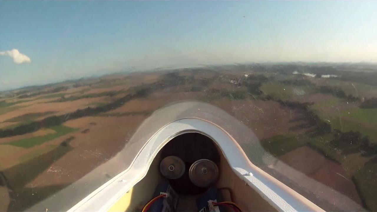Onboard Video TwinAcro III Segler (FPV Video) фото