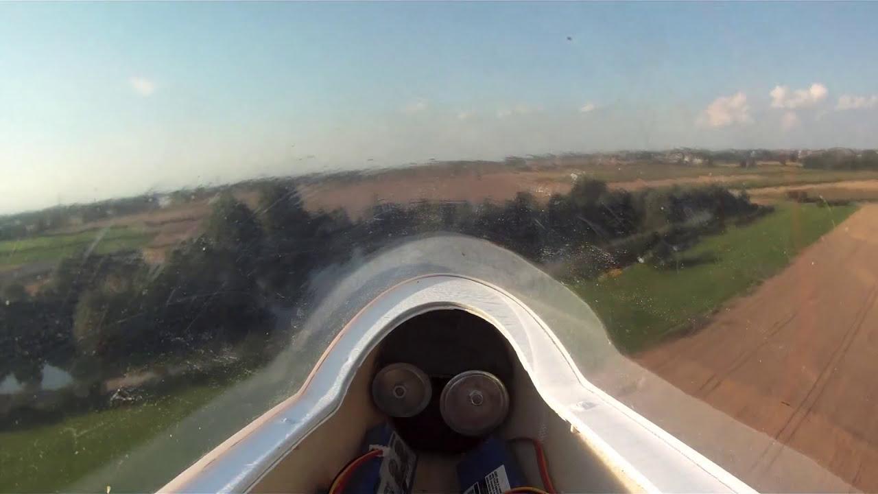 Onboard Video TwinAcro III Segler (FPV Video) фотки